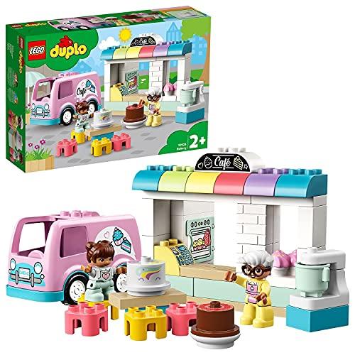 Spielzeuggeschäftsbausatz 'Tortenbäckerei' von LEGO duplo