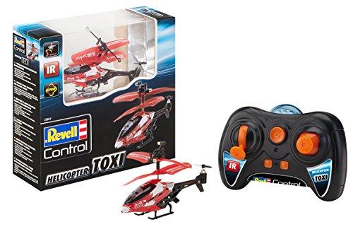 Revell Control 23841 RC Helikopter RTF, ferngesteuerter Hubschrauber für Einsteiger, 3-CH IR...