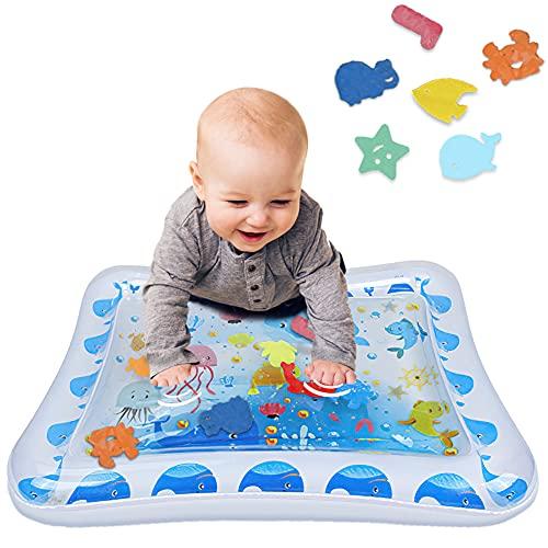 Wassermatte Baby Airlab Aufblasbare Wasserspielmatte Tastmatte Bauchzeit für Säuglinge und Kleinkinder,...