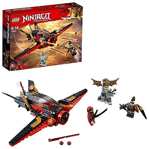 LEGO 70650 Ninjago Flügel-Speeder (Vom Hersteller nicht mehr verkauft)