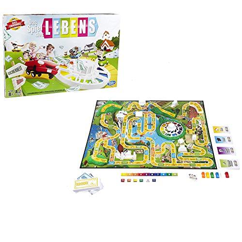 Hasbro - Das Spiel des Lebens
