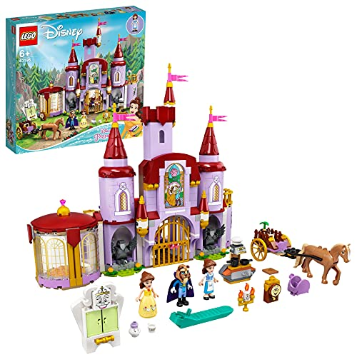 Disney-Spielzeug-Schloss 'Belles Schloss' von LEGO Disney