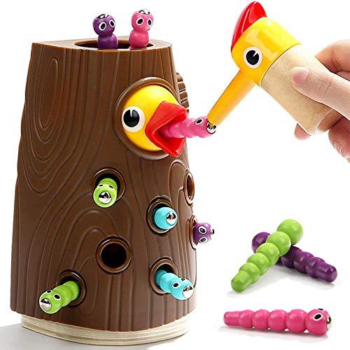 Nene Toys Füttern das Baby Küken - Lernspielzeug für Jungen und Mädchen 2 3 4 Jahre Alt -...