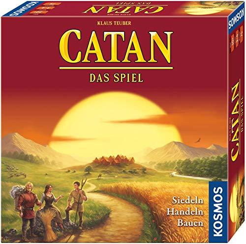 Kosmos: Catan  - Das Spiel