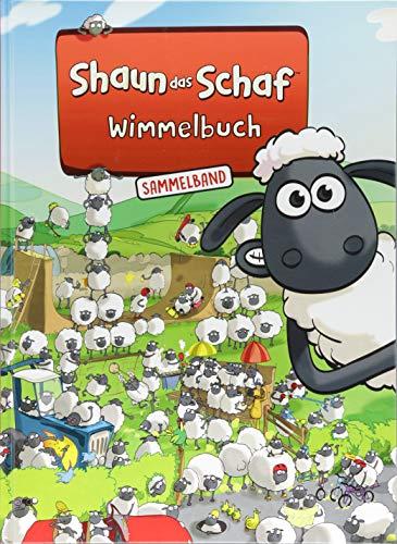 Shaun das Schaf Wimmelbuch - Der große Sammelband - Bilderbuch ab 3 Jahre: Band 1,2 und 3 in einem Buch...
