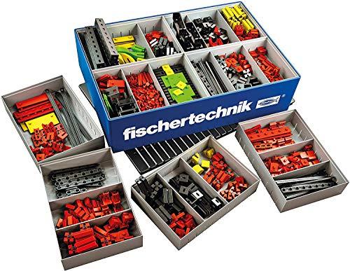 Fischertechnik 554195 Creative Basic - eine große Auswahl an ausgewählten Inhalt: 630 Bauteile, eine...