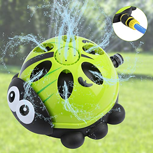 Wassersprinkler, Wassersprinkler Kinder, Wasserspielzeug Kinder, Rasensprenger Kinder,Wassersprinkler...
