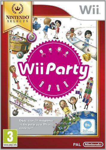 Nintendo 2135346 - PARTY SELECT [Deutsch-Spiel]