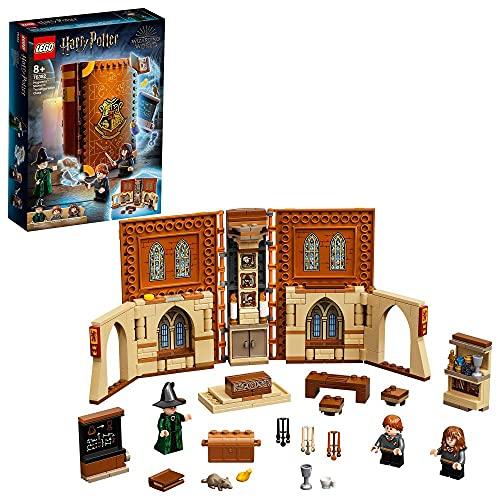 Harry Potter-Bauset 'Hogwarts Moment: Verwandlungsunterricht' von LEGO Harry Potter