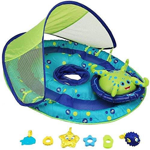 Gcxzb Schwimmreifen Bild Aufblasbarer Baby aufblasbarer schwimmring Boot reiten Baby armbit ersatzreifen...