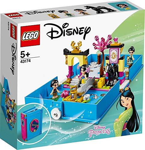 wow Lego® Disney Princess 43174 Mulans Märchenbuch