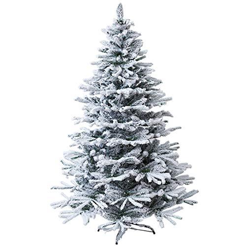 Weihnachtsbäume 60cm / 90cm / 120cm / 150cm / 180cm / 210cm / 240cm Schnee Weihnachtsbaum PE +...