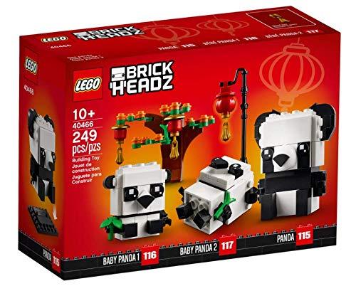 LEGO® BrickHeadz™ Pandas fürs chinesische Neujahrsfest - 40466