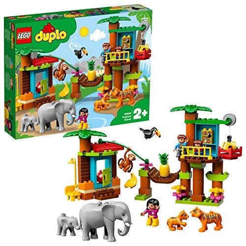 LEGO duplo - Baumhaus im Dschungel
