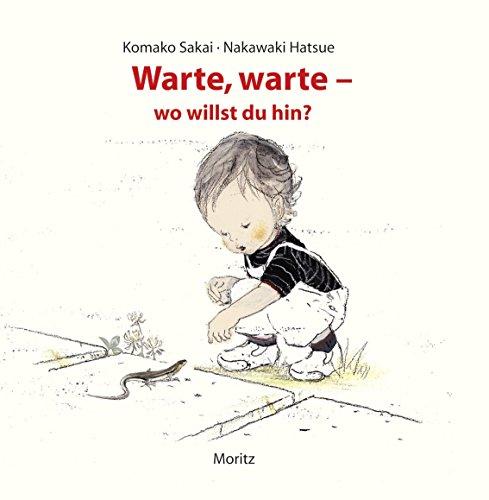 Warte, warte – wo willst du hin?: Pappbilderbuch
