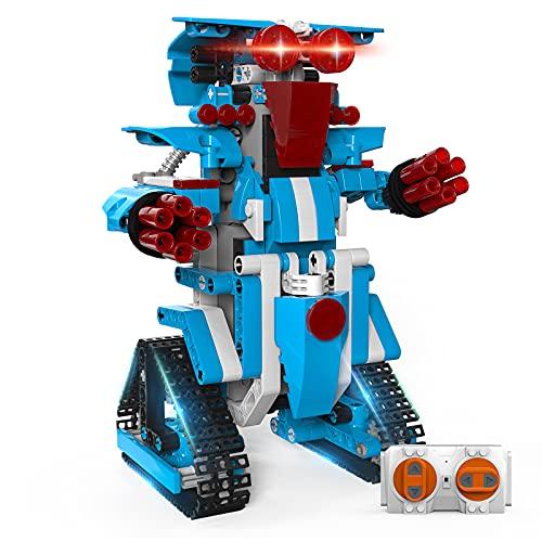 Spielzeug 6 7 8 9 10 11 12 Jahre Jungen und Mädchen, Henoda Stem Ferngesteuertes Roboter...