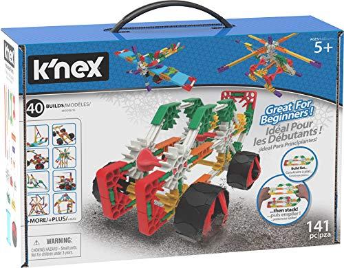 K'Nex 15210 Bausätze, Anfänger 40, ab 5 Jahren