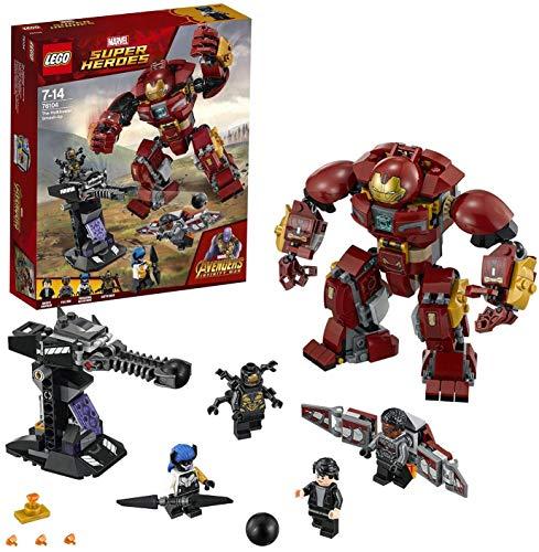 LEGO 76104 Super Heroes Der Hulkbuster (Vom Hersteller nicht mehr verkauft)