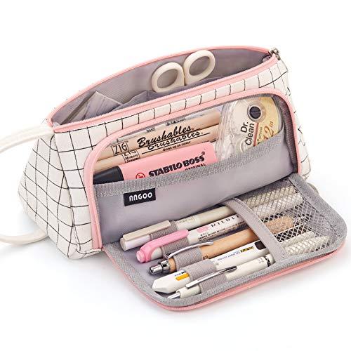 EASTHILL Federmäppchen pencil case mit grossem Fassungsvermögen Mäppchen Schreibwarenbeutel Bleistift...