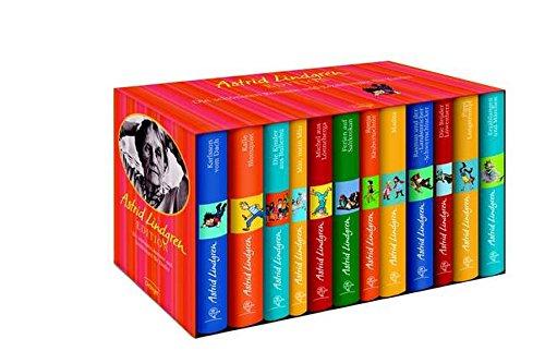 Astrid-Lindgren-Edition: Die schönsten Romane und Erzählungen für Kinder
