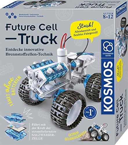 KOSMOS 620745 Future Cell-Truck, Entdecke innovative Brennstoffzellen-Technik. Bausatz für...