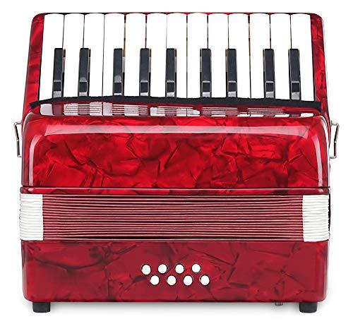 Classic Cantabile: 8-Bass-Akkordeon für Kinder