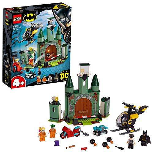 LEGO 76138 Super Heroes Joker™ auf der Flucht und Batman™ (Vom Hersteller Nicht mehr verkauft)