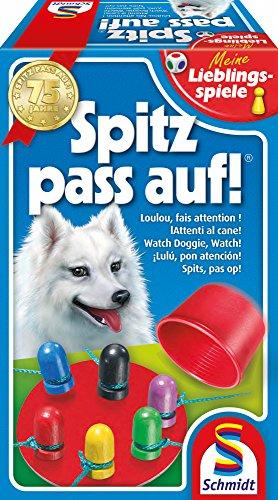Schmidt Spiele: Spitz, pass auf!