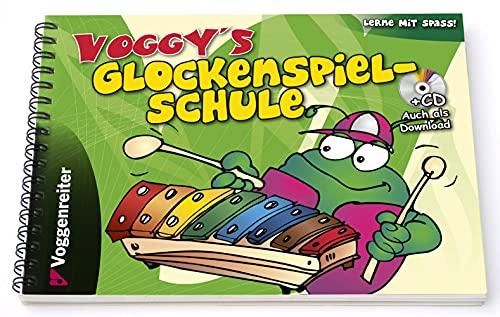 Voggys Glockenspielschule: Lerne mit Spaß!: Lerne mit Spass!
