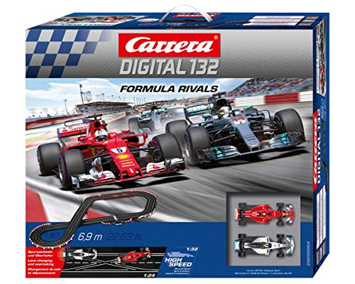 Carrera DIGITAL 132 Formula Rivals 20030004 Autorennbahn Set