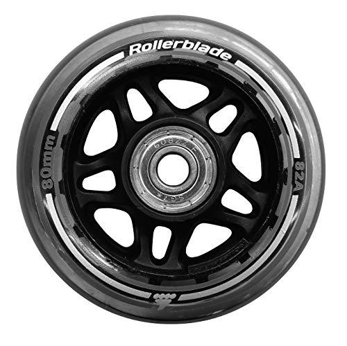 Rollerblade Unisex– Erwachsene 76Mm/80A + Sg5 Räder, Neutral, UNIC