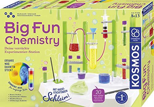 KOSMOS - Big Fun Chemistry