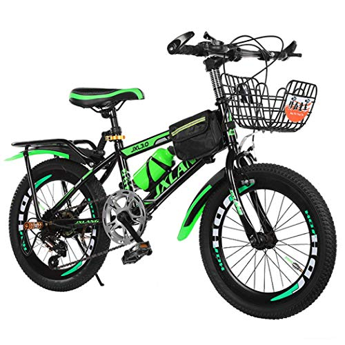 Kinderfahrräder 18/20/22 Zoll Jungen und Mädchen Fahrräder Variable Geschwindigkeit Mountainbike...