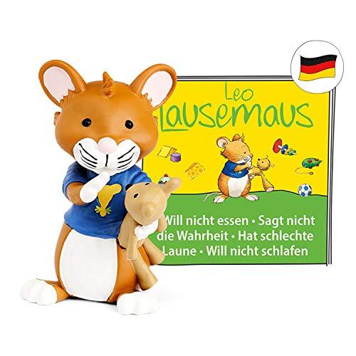 tonies Hörfiguren für Toniebox: Leo LAUSEMAUS Hörspiel Folge 1 - Das Original Hörspiel zu den...