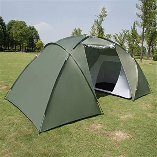 Ai-lir Event Zelt Tone 5-8 Person Großes Zelt wasserdichte Doppelschicht Sommerzelt Outdoor Lager...