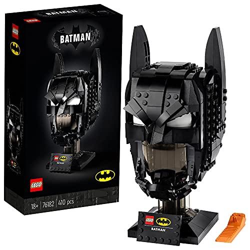 Superhelden-Modell 'Batman Helm' von LEGO DC