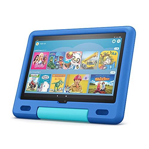 Das neue Fire HD 10 Kids-Tablet│ Ab dem Vorschulalter | 25,6 cm (10,1 Zoll) großes Full-HD-Display...