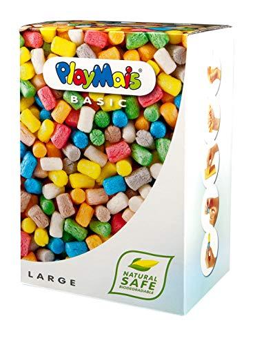 PlayMais 160025 - Basic Large Bastelset, 750 Teile