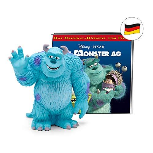 tonies Hörfigur für Toniebox, Disney – Die Monster AG Original-Hörspiel zum Film, Hörspiel für...