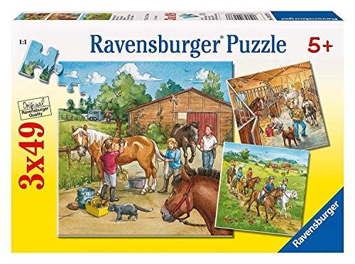 Ravensburger 09237 - Mein Reiterhof