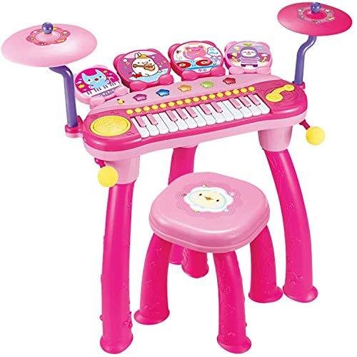 AAFF Entwicklungsspielzeug Kindermusik Klavier Früh Pädagogisch Spiel Spaß, Elektronische Orgel...