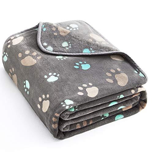 Allisandro® Super Softe Warme und Weiche Decke für Haustier Hundedecke Katzendecke Fleece-Decke/Tier...