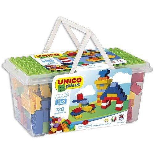 Unico 8502-0000 120 Bauklötze