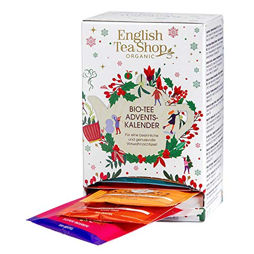 English Tea Shop - Tee Adventskalender Pink Christmas