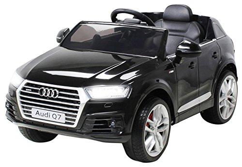 Actionbikes Motors Kinder Elektroauto Audi Q7 4M - Lizenziert - 2 x 45 Watt Motor - 2,4 Ghz Rc...