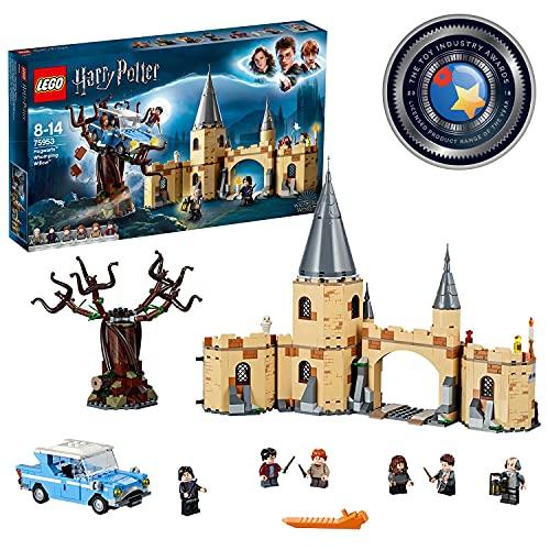 LEGO 75953 Harry Potter Die Peitschende Weide von Hogwarts, Spielzeug, Geschenkidee für Fans der...