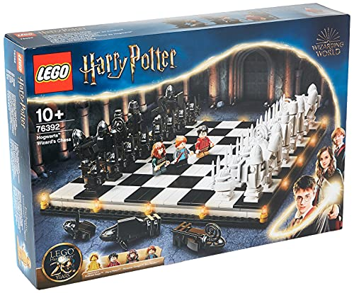 Harry Potter-Spielzeug 'Hogwarts Zauberschach' von LEGO Harry Potter