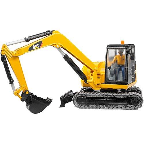 Bruder 02467 Toys Spielzeug,  gelb