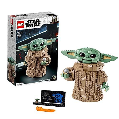 Deko Modell 'Das Kind' von LEGO Star Wars