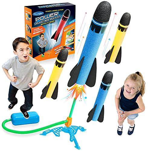 Let's Arezooo Spielzeug ab 3-12 Jahre Junge, Weihnachten Geschenk für Kinder Outdoor Spielzeug 3 4 5 6 7...